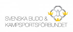 Svenska Budo & Kampsportsförbundets logotyp